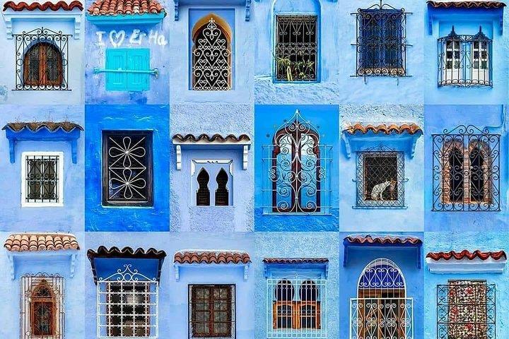 Chefchaouen Day Trip! The Blue Pearl, Fez, MARRUECOS