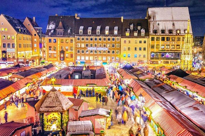 Nuremberg Old Town With Christmas Market Tour, Nuremberg, GERMANY