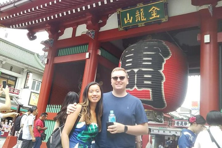 Tokyo Half-Day Private Tour with Nationally-Licensed Guide, Tokyo, JAPON