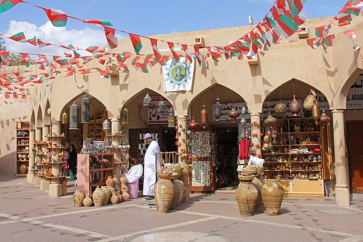 Nizwa , Bahla and Jabrin fort (tours and sightseeing), Mascate, OMAN