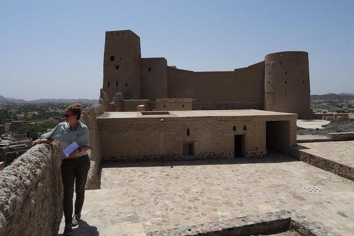 Nizwa Bahla and Jabrin Fort, Mascate, OMAN