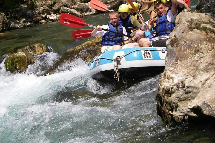 White-Water Rafting Experience from Side and Manavgat, Side, TURQUIA