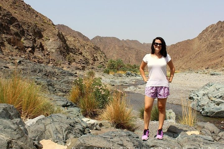 Wadi Abyadh and Wekan Village (Day trip) 4WD :Muscat Tours, Mascate, OMAN