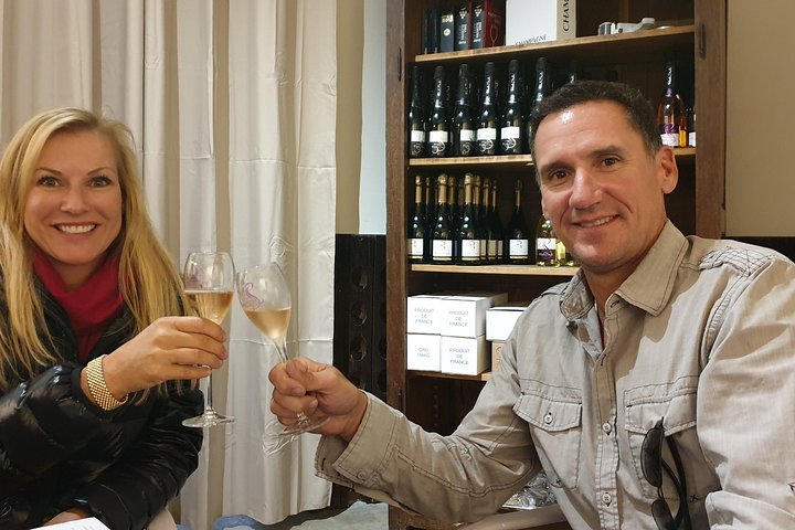 Champagne expert experience, Reims, FRANCIA