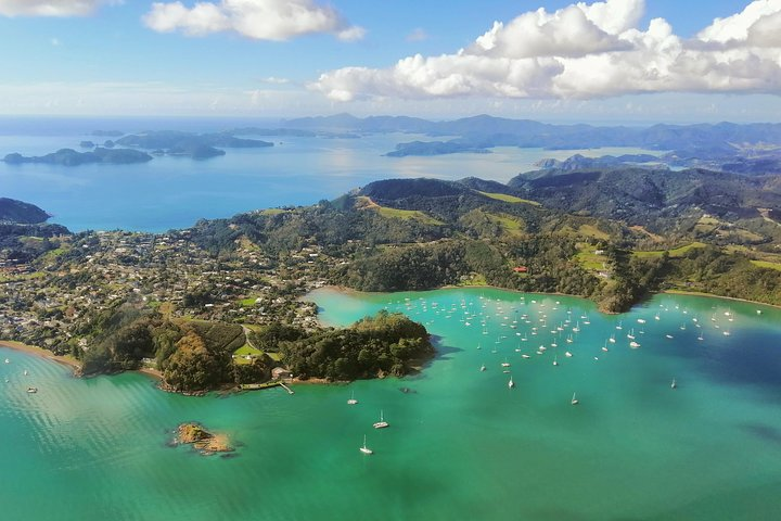 Pahia Shore Excursion: Private Half-Day Bay of Islands Tour, Bahia de Islas, NUEVA ZELANDIA