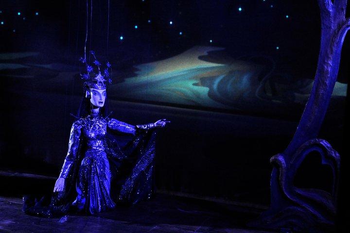 Salzburg Marionette Theater: The Magic Flute, Salzburgo, AUSTRIA