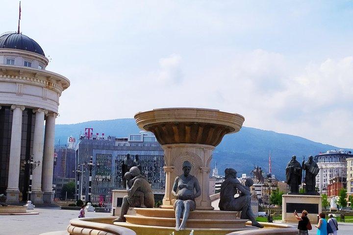 Day tour to Skopje, North Macedonia - Small Group, Sofia, BULGARIA