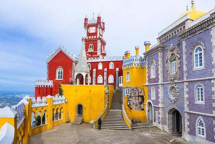 Excursión de un día a Sintra, Lisboa, PORTUGAL