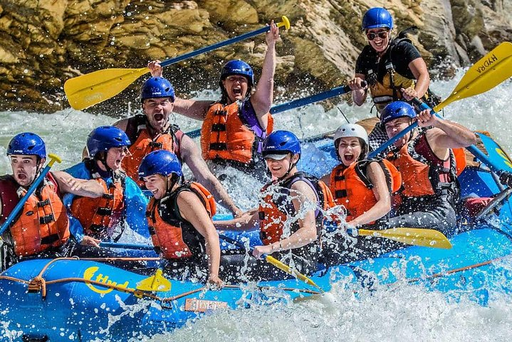 White-Water Rafting Tour from Side and Manavgat, Side, TURQUIA