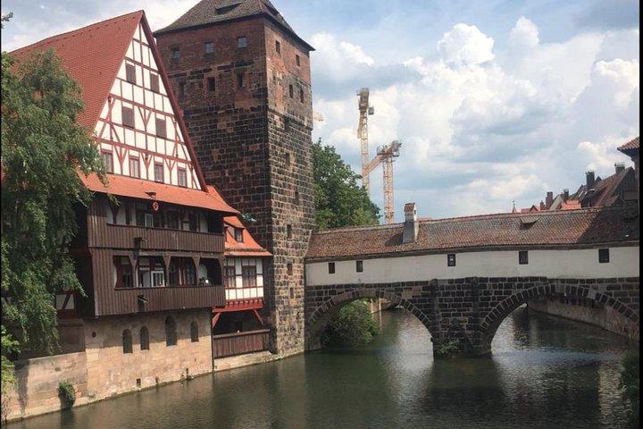 Nuremberg Combo Tour WWII + Old Town, Nuremberg, Alemanha