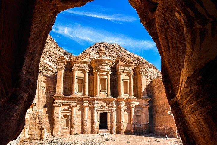 Excursión Privada Día Completo a Petra incluyendo la Pequeña Petra desde Amman, Aman, JORDANIA
