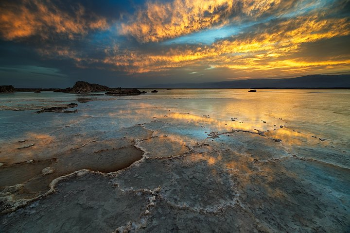 Excursión Privada Medio Dia al Mar Muerto desde Amman, Aman, JORDANIA