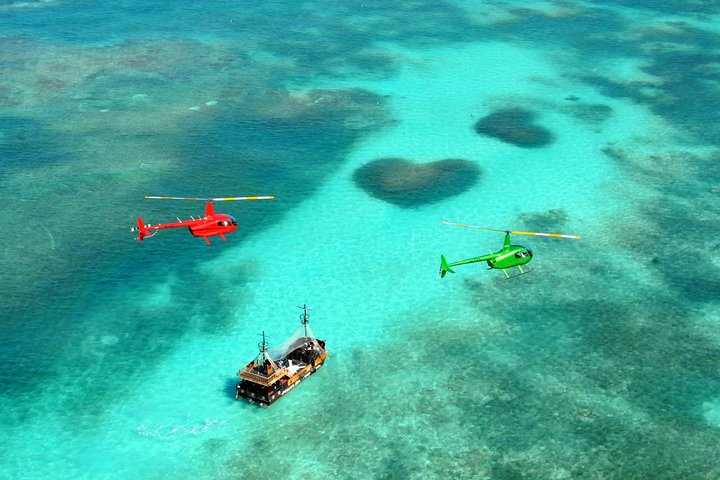 Helicopter Tour from Punta Cana with Hotel Pick-up, Punta de Cana, REPUBLICA DOMINICANA