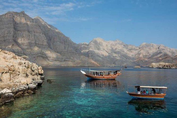 Full Day Dhow Cruise: Khasab Tours (Private & custom tours ), Jasab, OMAN