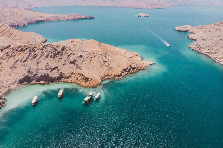Full Day Dhow Cruise :Khasab Tours (Tours and sightseeing), Jasab, OMAN