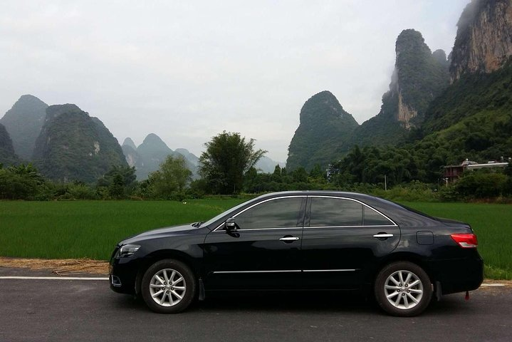 Yangjiajie hotel to Zhangjiajie Hehua International Airport (DYG), Zhangjiajie, CHINA