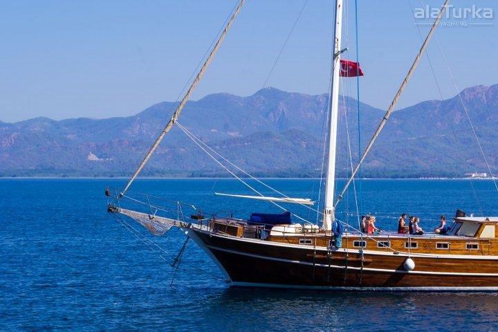 4 Day Turkey Gulet Cruise: Olympos to Fethiye, Fethiye, TURQUIA