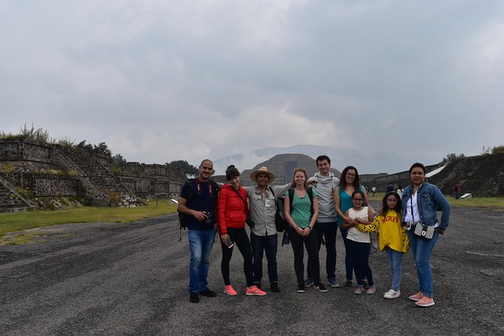 Teotihuacan in the best private tour, Ciudad de Mexico, MÉXICO