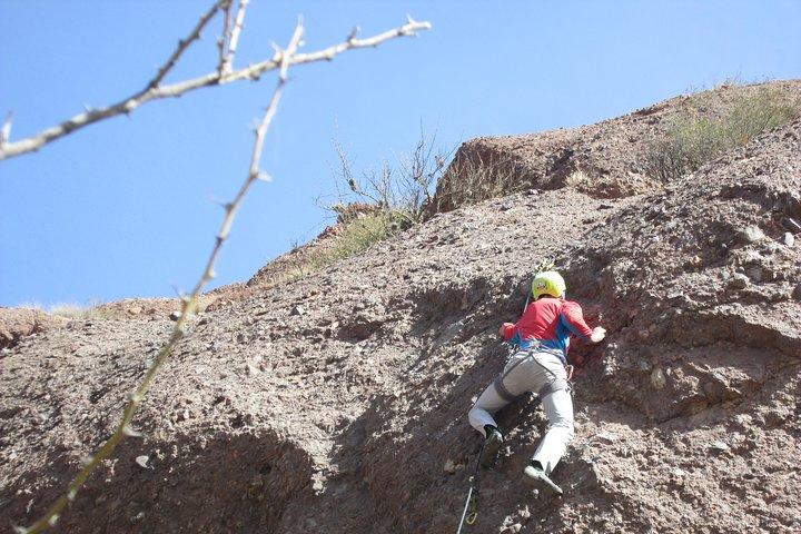 Escalada en Mendoza, Mendoza, ARGENTINA