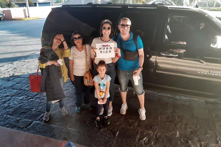 Traslado del Aeropuerto Punta Cana a hoteles de Uvero Alto y viceversa, Punta de Cana, REPUBLICA DOMINICANA