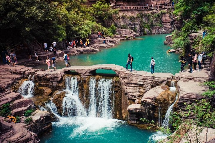 Yuntai Mountain Private Day Tour from Luoyang, Luoyang, CHINA