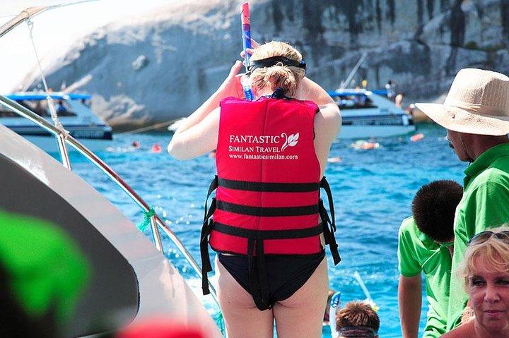 Khao Lak to Similan Islands Snorkeling Tour, Khao Lak, TAILANDIA