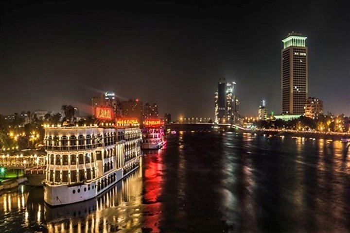 Cairo Dinner Cruise on the River Nile with Belly Dancing Show, El Cairo, EGIPTO