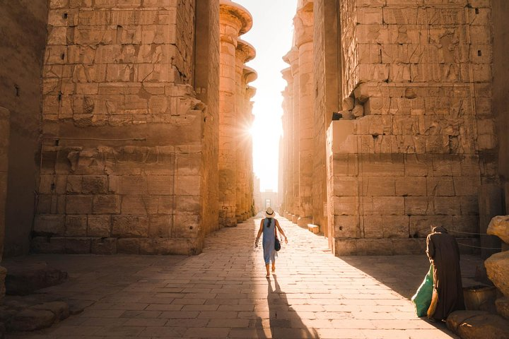 One Day tour to Luxor from Cairo by Flight Visiting Best Of Luxor City, El Cairo, EGIPTO