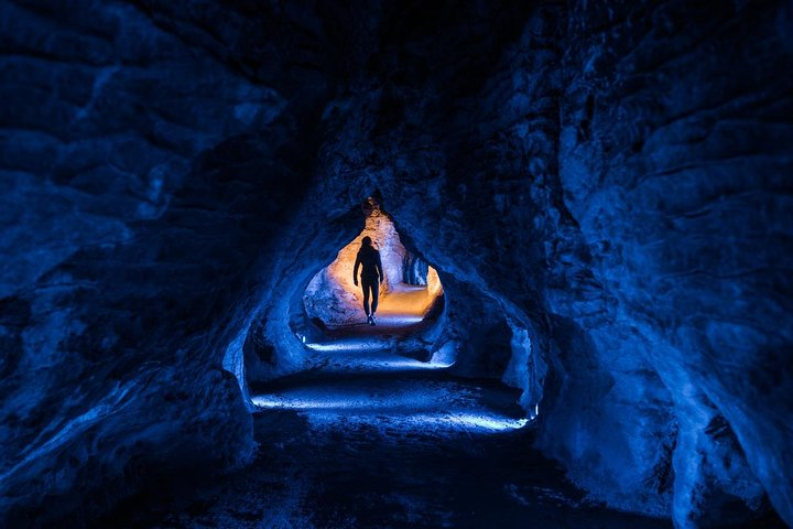 Waitomo Glowworm & Ruakuri Twin Cave Experience, Auckland, New Zealand