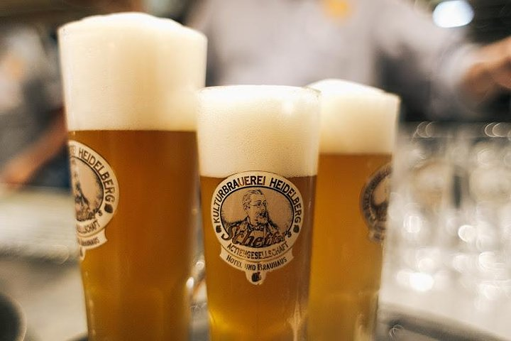 Beer and Old Town Tour, Heidelberg, ALEMANIA