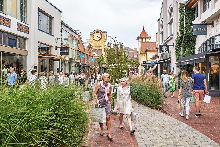 Ingolstadt Village Shopping Day Trip from Munich, Regensburg, GERMANY