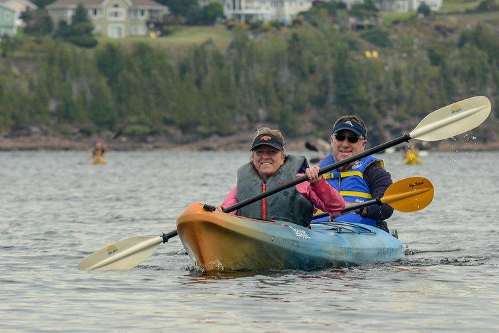River Relics Kayaking Adventure, Saint Johns, CANADA