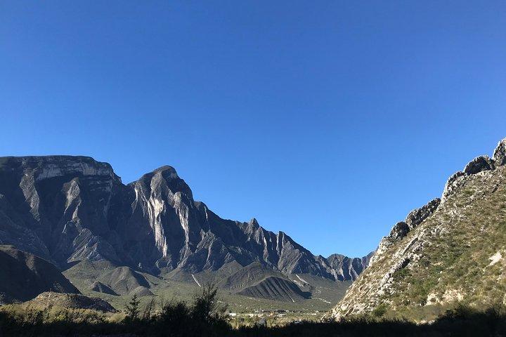 Explore La Huasteca Canyon, Monterrey, Mexico