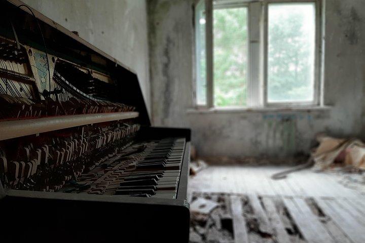 Full-Day Small-Group Chernobyl and Pripyat Tour from Kyiv, Kiev, Ucrânia