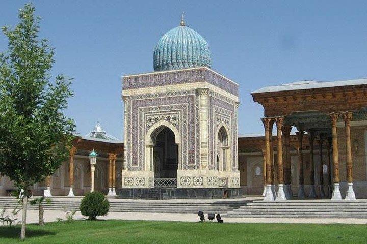 MAGNIFICENT UZBEKISTAN 6d5n, Tashkent, UZBEKISTAN