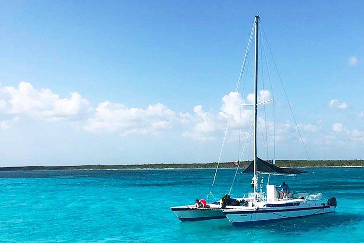 Snorkel a El Cielo en Embarcación Privada, Cozumel, MEXICO