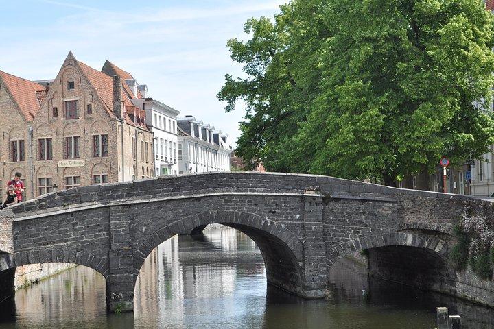 Discover Bruges by bike, Brujas, BELGICA