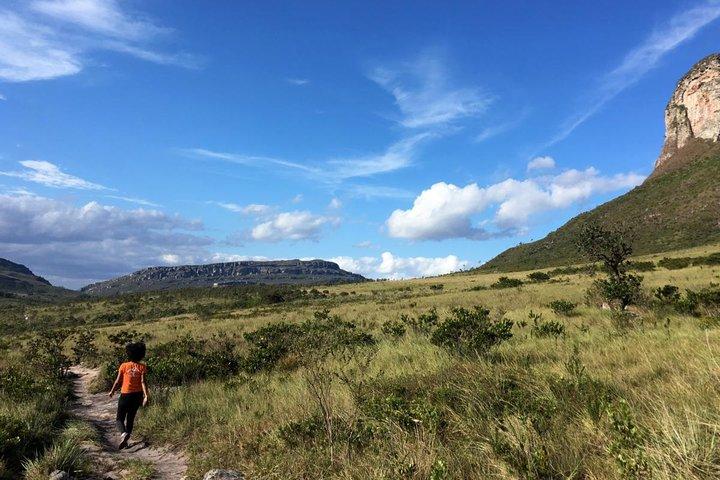 Aguas Claras Day Hike departing from Lençóis by Diamantina Mountains, Lencois, BRAZIL