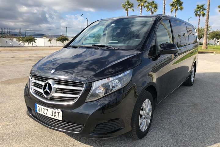 Private tours from Malaga to Marbella and Puerto Banus for up to 8 persons, Malaga, ESPAÑA