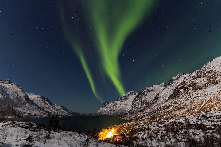 Northern Lights Walking Tour, Tromso, NORUEGA