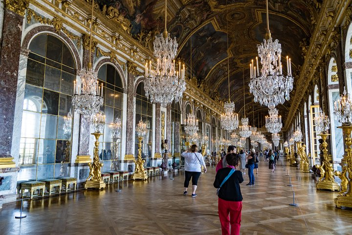 Private Tour - Kings' Private Petit and Grand Apartments with Versailles Garden, Versalles, FRANCIA