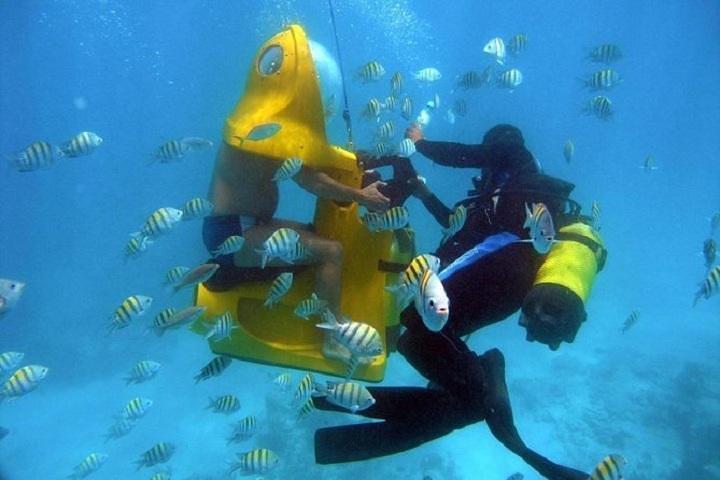 Scuba Doo Underwater Scooter in Punta Cana (Half Day), Punta de Cana, REPUBLICA DOMINICANA