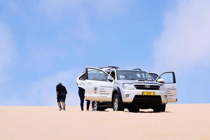 Desert and Dunes 4x4 Tour Swakopmund, Swakopmund, NAMIBIA