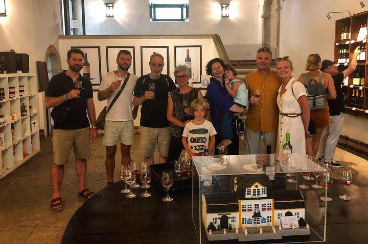 Recorrido vinícola en la Arrábida, Lisboa, PORTUGAL