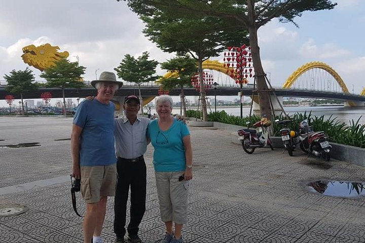 Private shore Excursion from Chan May Port to discover Da Nang city and Hoi an city, Hoi An, VIETNAM