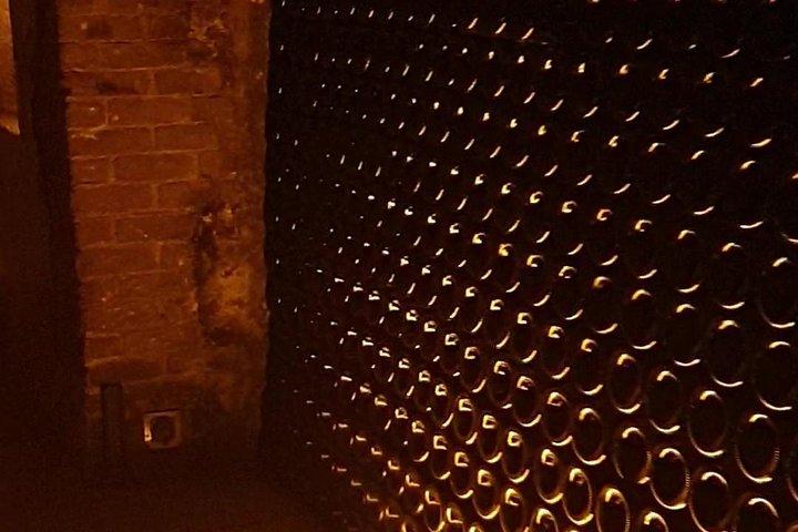Dom Perignon private visit, Reims, FRANCIA