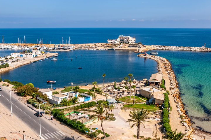 The best of Monastir Walking tour, Monastir, TUNEZ