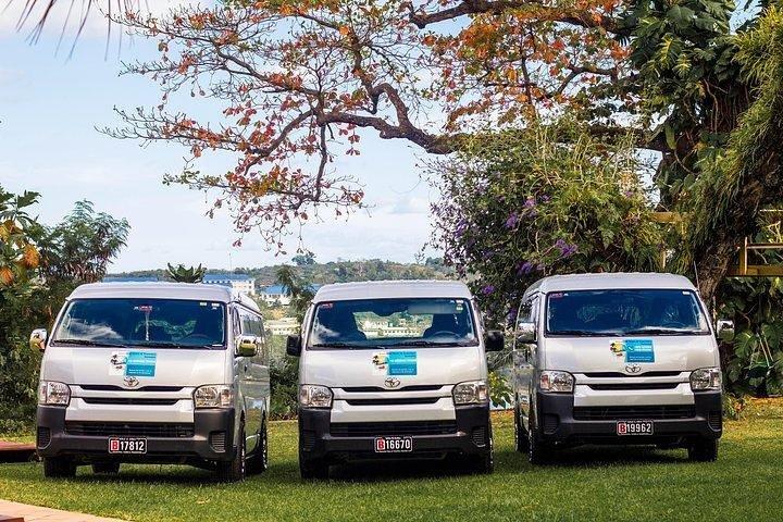 Arrival Transfer from the Airport in Port Vila to the Hotel, Port Vila, VANUATU