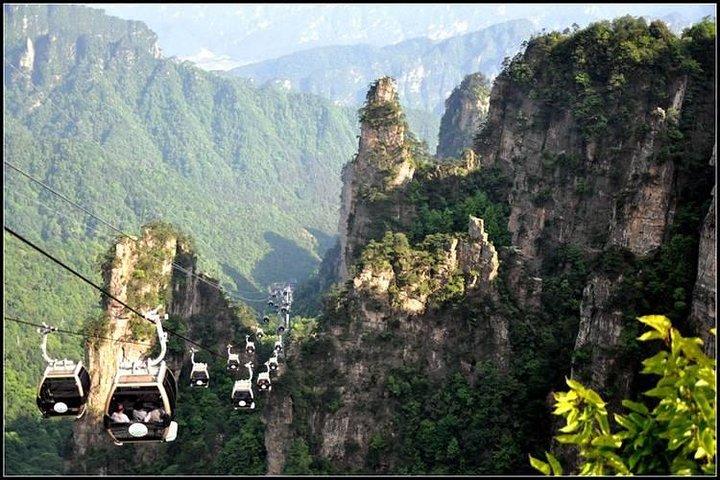3 Full Days Private Zhangjiajie Tour with Self-selecting Hotels, Zhangjiajie, CHINA