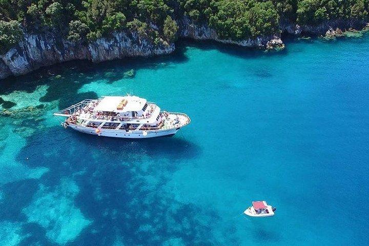 Blue Lagoon & Sivota Cruise from Corfu, Corfu, Greece